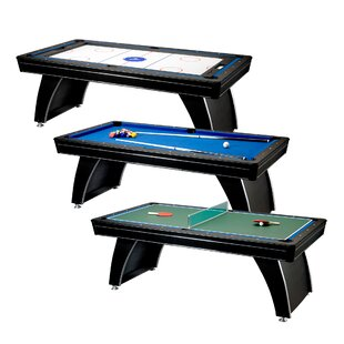 3 In One Game Table Wayfair