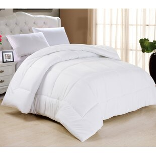 dp plush comforter alternative bedding fiberfill insert ultra com duvet utopia siliconized down amazon