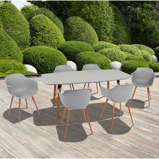 Gartenmobel Sets Tischplattenmaterial Stein Beton Zum Verlieben