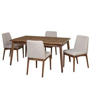 Sienna 5 Piece Dining Set
