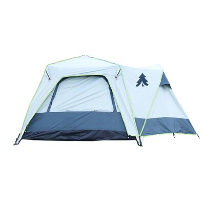 Turbo Lite 3 Person Tent  sc 1 st  Wayfair & Coleman Coleman Cold Springs 4 Person with Front Porch Dome Tent ...