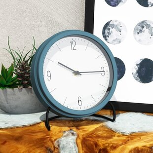 Mantel U0026 Tabletop Clocks Youu0027ll Love | Wayfair