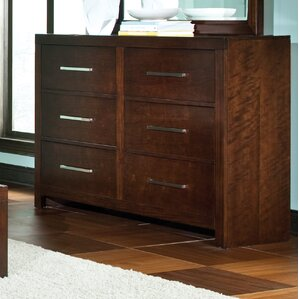 Acton Turville 6 Drawer Dresser by Latitude Run