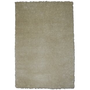 Best Choices LinoLakes Shag Off White Area Rug By Red Barrel Studio