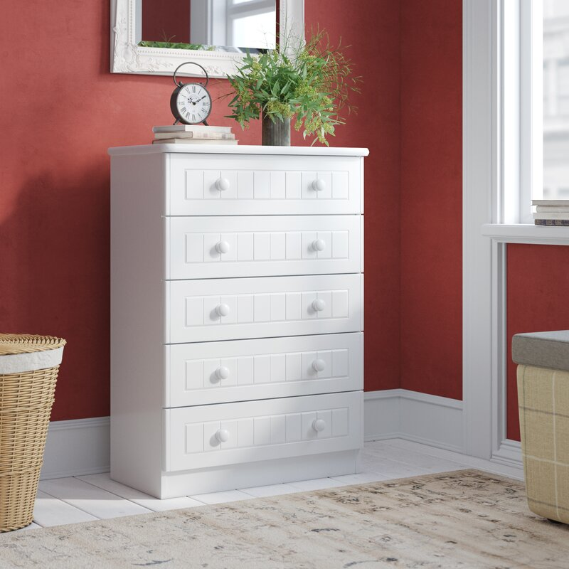 Rosie 5 Drawer Chest