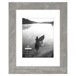 grey wood picture frame - Mid Century Picture Frames