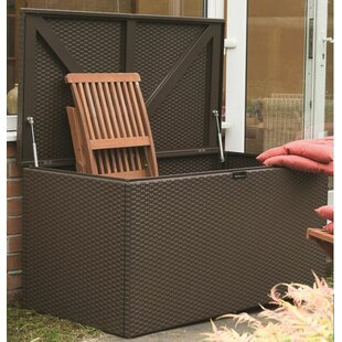 Metal Storage Box & Garden Storage Boxes | Wayfair.co.uk