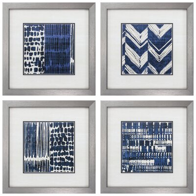 Modern 4 Piece Wall Art Allmodern