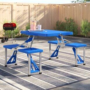 Tables en métal de jardin: Caractéristiques - Pliable ...