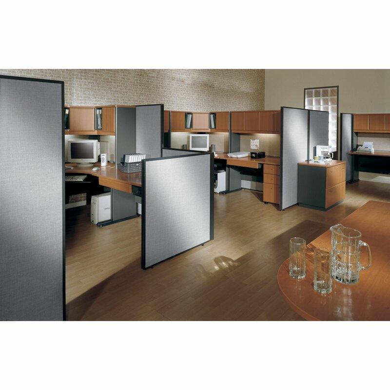 Bush Business Furniture Propanel Privacy 1 Panels Room