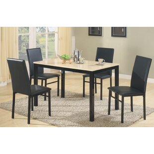 Jessee 5 Piece Dining Set