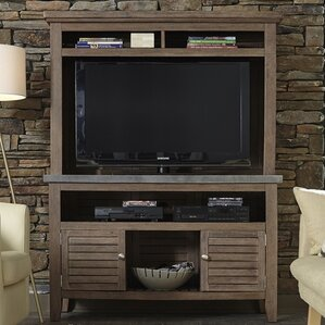 Holmes Indoor Outdoor Buffet Credenza TV Stand by Loon Peak