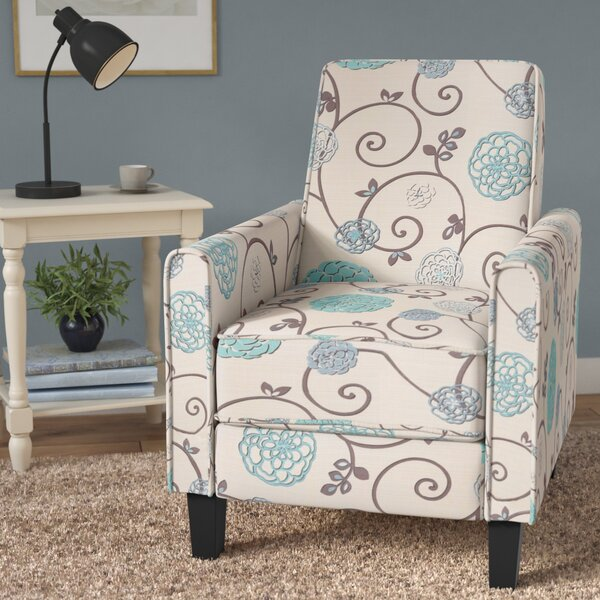 Beach Looking Furniture: Andover Mills Sonntag Manual Recliner & Reviews
