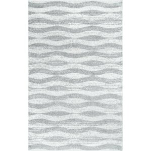 Gray & Silver Rugs You\'ll Love | Wayfair
