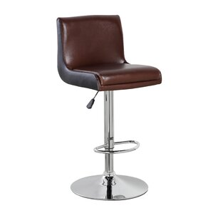 Adjustable Height Swivel Bar Stool by eur..