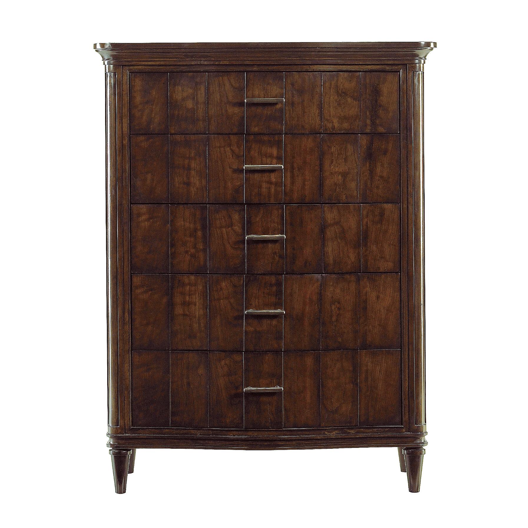Stanley avalon heights 5 drawer chest wayfair