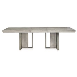 Eichhorn Double Pedestal Extendable Dining Table