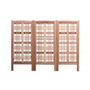 Phat Tommy Claremont Wood Lattice Panel Trellis