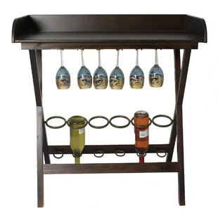 Urban 6 Bottle Floor Wine Rack Best #1