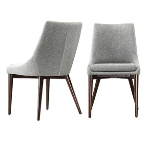 Blaisdell Parsons Chair (Set of 2) by Mercury Row
