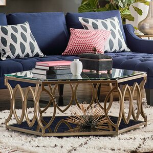 Dace Coffee Table by Willa Arlo Interiors