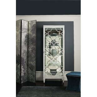 Domaine Lighted Curio Cabinet