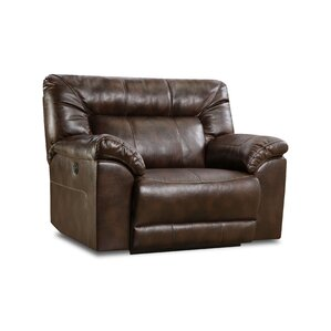 Colwyn ReclinerOversized Recliners You ll Love   Wayfair. Reclining Chair And A Half Leather. Home Design Ideas