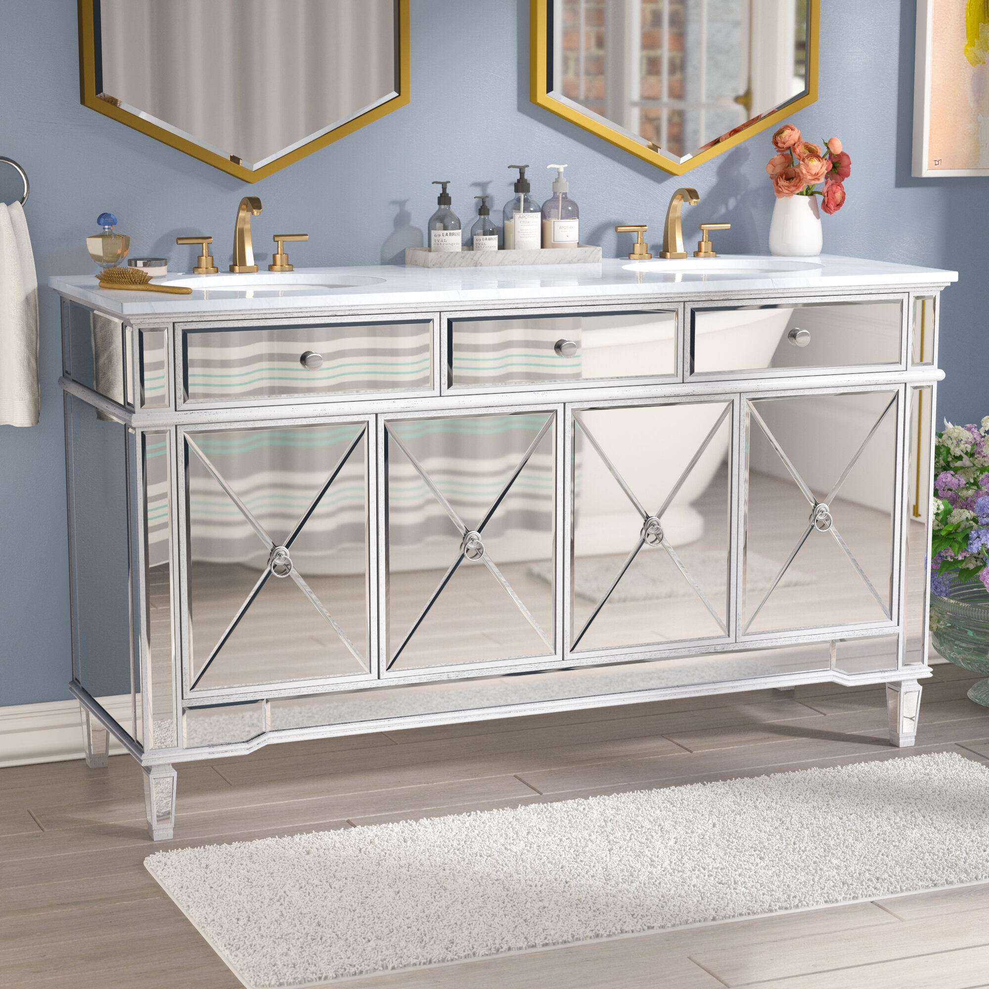 home for wondrous double design furniture depot of small sink ideas bathroom contemporary vanities vanity top lowes inch tops