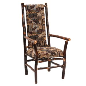 Hickory Arm Chair by Fireside Lodge