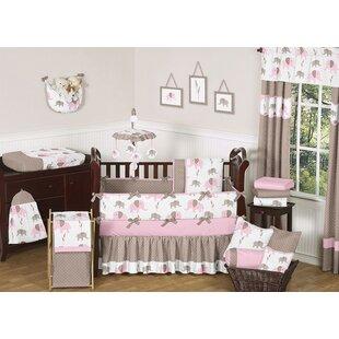 Pink Elephant Nursery Wayfair Ca