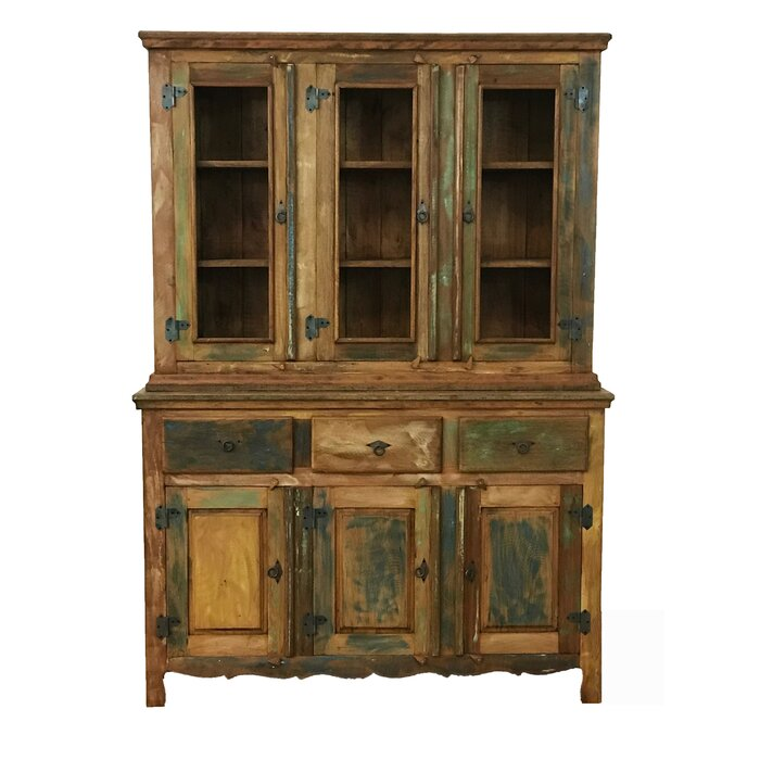 hillsdale buffet b grand wooden and wilshire products rotmans cottage item combo number hutch china