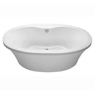 Freestanding Tub With Faucet Holes. Save to Idea Board Freestanding Tub Deck Mount  Wayfair