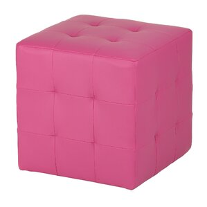 Cube Ottoman by Cortesi Home