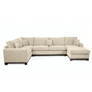 Bruno Sectional by Loni M Desi..