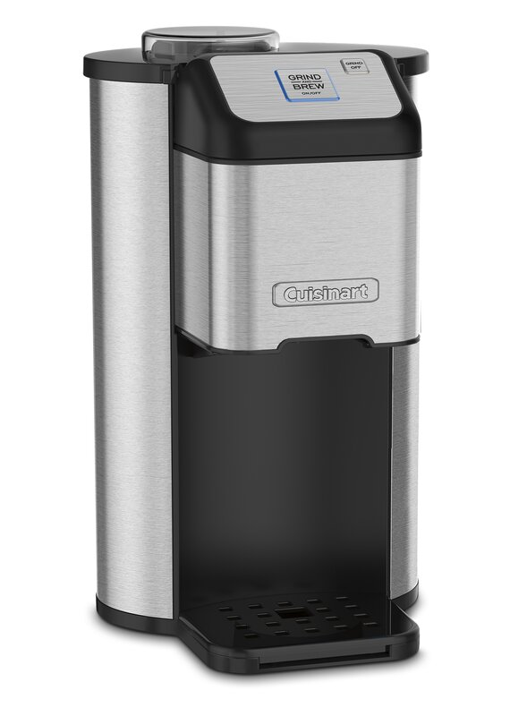 Cuisinart Single Serve Grind And Brew Coffee Maker