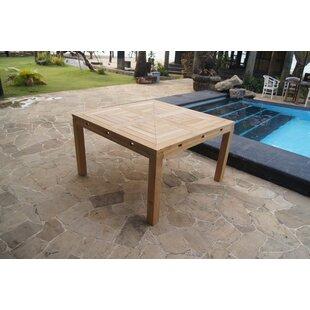 Tables en bois de jardin: Forme - Ovale | Wayfair.ca