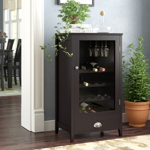 Bangor 20 Bottle Floor Wine Cabinet