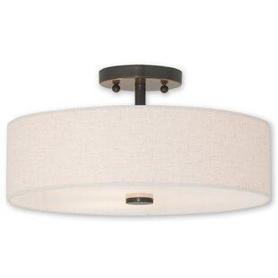 Flush mount lighting modern contemporary designs allmodern save to idea board aloadofball Gallery