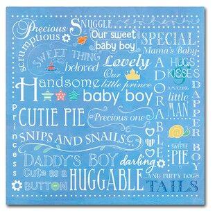 baby boy nursery wall art wayfair