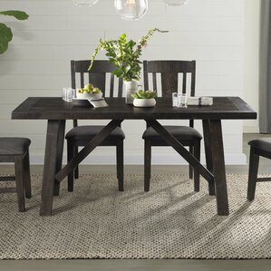 Acklin Dining Table by Union Rustic