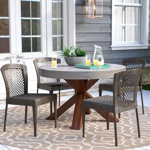 Chaises de terrasse en osier | Wayfair.ca