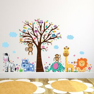 fb5dfd18a5 Wall Stickers You'll Love | Wayfair.co.uk