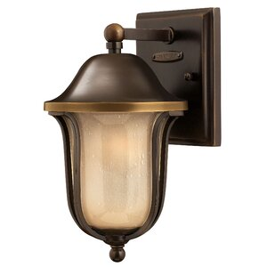 Bolla 1-Light Outdoor Wall lantern