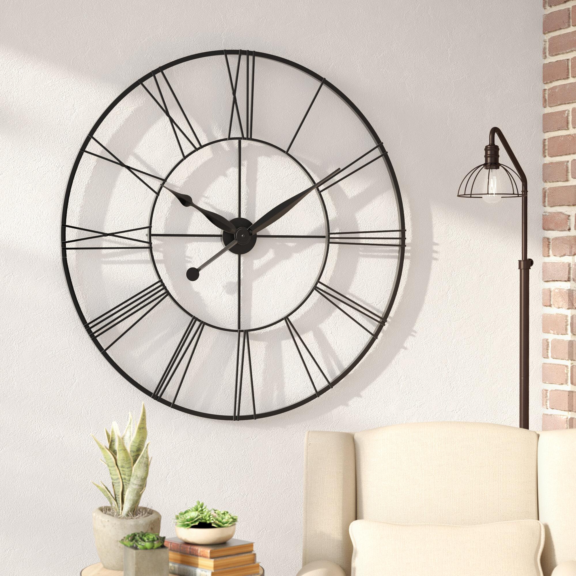 Trent Austin Design Grafton Oversized 45 Xxl Wall Clock Reviews