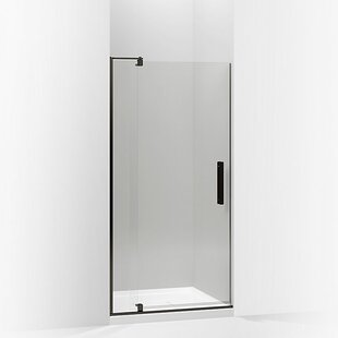 Revel 36 X 70 Pivot Shower Door With Cleancoat Technology