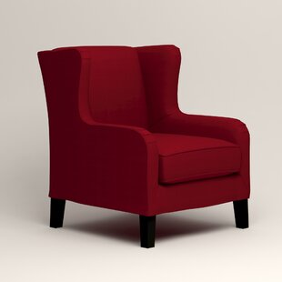 Bon Red Wingback Accent Chairs Youu0027ll Love | Wayfair
