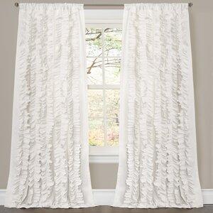 Clarksville Single Curtain Panel