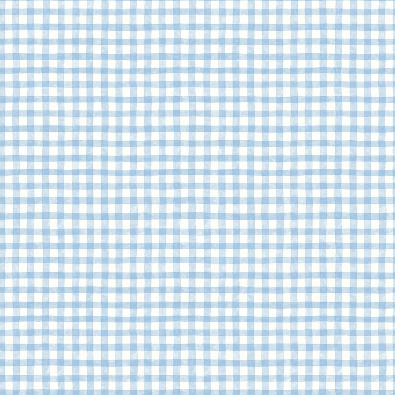 Totally For Kids Dorothy Washy 33 X 205 Plaid And Gingham Wallpaper
