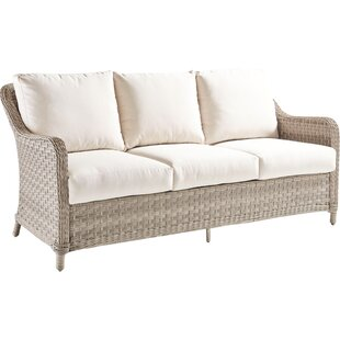 Hyde Park Patio Sofa With Cushion