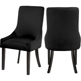 Macdougall Upholstered Dining Chair (Set of 2)